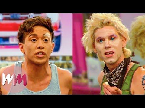 Top 10 Moments from RuPaul's Drag Race Season 4 | WatchMojo com