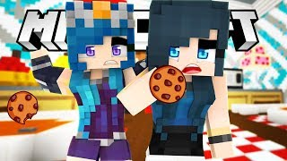 WE'RE LOST IN A GIANT KITCHEN... | Minecraft Find the Button