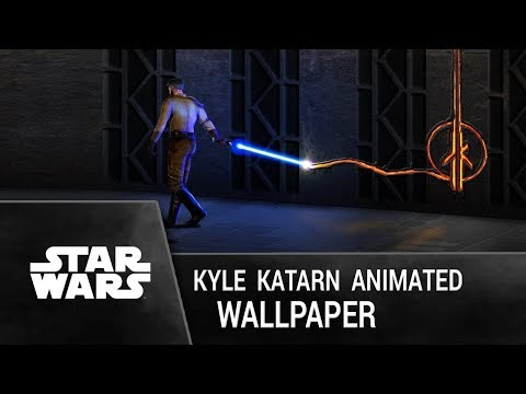 Darthtemoc David Alonso Lara Jedi Knight Jedi Outcast Animated Wallpaper For