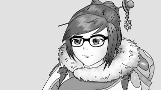 How To Draw Mei