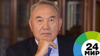 Чудо-образ: Назарбаев подарил верующим Тихвинскую икону Божией Матери - МИР 24