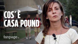 Casa Pound: se dico fascisti mi querelate?