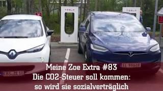 Meine Zoe Extra #83 - Die CO2 Steuer soll kommen: So wird sie sozialverträglich