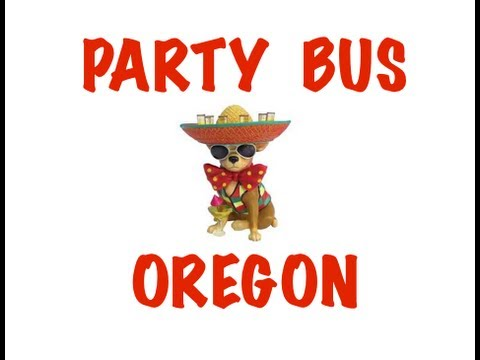 Party Bus Rental in Oregon - Portland, Eugene, Salem, Gresham, Hillsboro