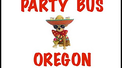 Party Bus Rental in Oregon - Portland, Eugene, Salem, Gresham, Hillsboro