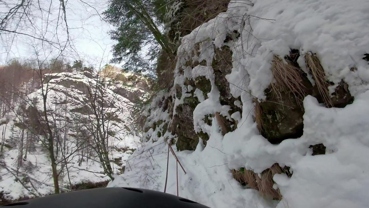 Valea lui Stan (2/8), Fagaras - 360 Grade - Iarna - GoPro Fusion - YouTube