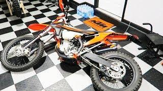 KTM 500 EXC Modyfikacje i Zawory