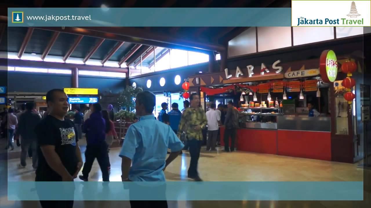 Terminal 2 Jakarta International Airport, Soekarno Hatta