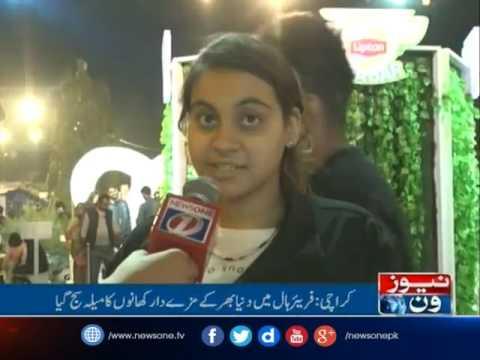 Karachi Eat Festival begins at Frere Hall