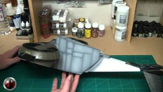 Building a Pre Heresy Storm Bird, Part 3. Luna Wolves