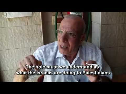 Palestinians: What do you know about the Holocaust?