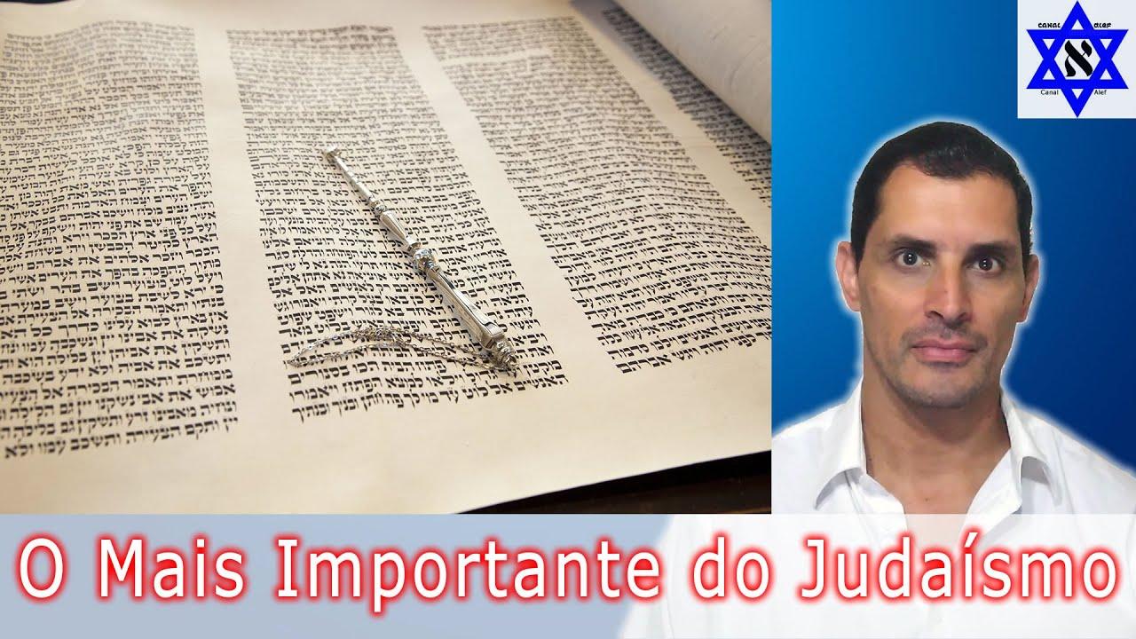 Torah o Livro Mais Importante do Judaísmo? - Canal Alef