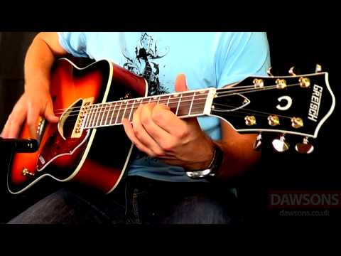 Gretsch Rancher G5031FT Electro Acoustic Review