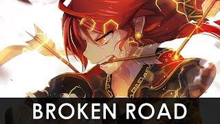 「AMV」Anime Mix Broken Road