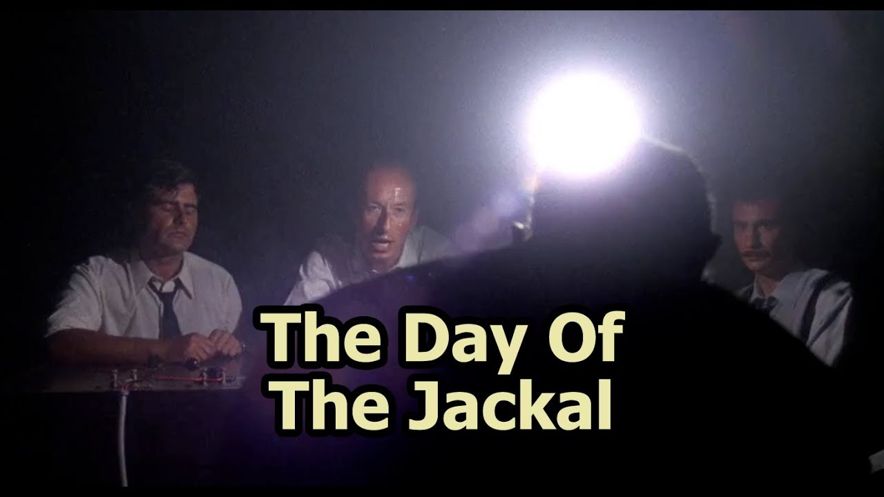 GEORG: The Day Of The Jackal – They Always Talk