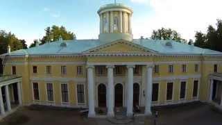 видео Государственный музей-усадьба «Архангельское»