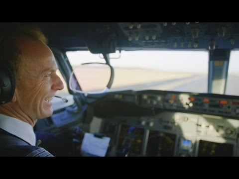 A day in the life of SAS pilots