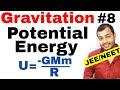11 chap 8 |Gravitation 08 | Gravitational Potential Energy IIT JEE MAINS/NEET |