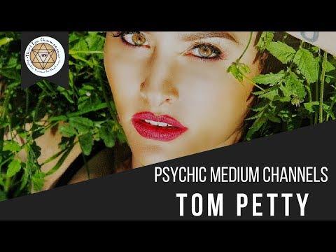 Third Eye Champagne: Psychic Medium Channels Tom Petty