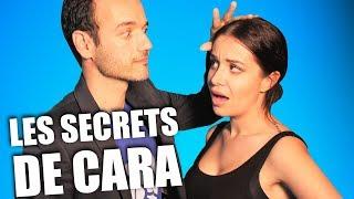 Je découvre les secrets de Cara St-Germain