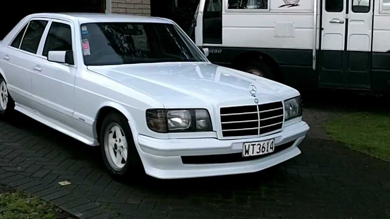 mercedes w126 amg manual 4 speed snow white youtube rh youtube com mercedes w124 manual de service mercedes w126 manual pdf