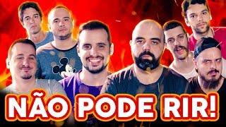 Baixar NÃO PODE RIR! com Edu Primitivo, Henrique Minimim, Raphael Ghanem e Diogo Defante