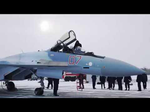 Sukhoi Su-35S RuAF