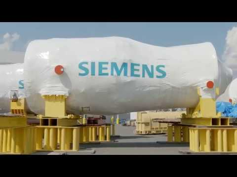 Siemens Charlotte Energy Hub: Manufacturing & Service