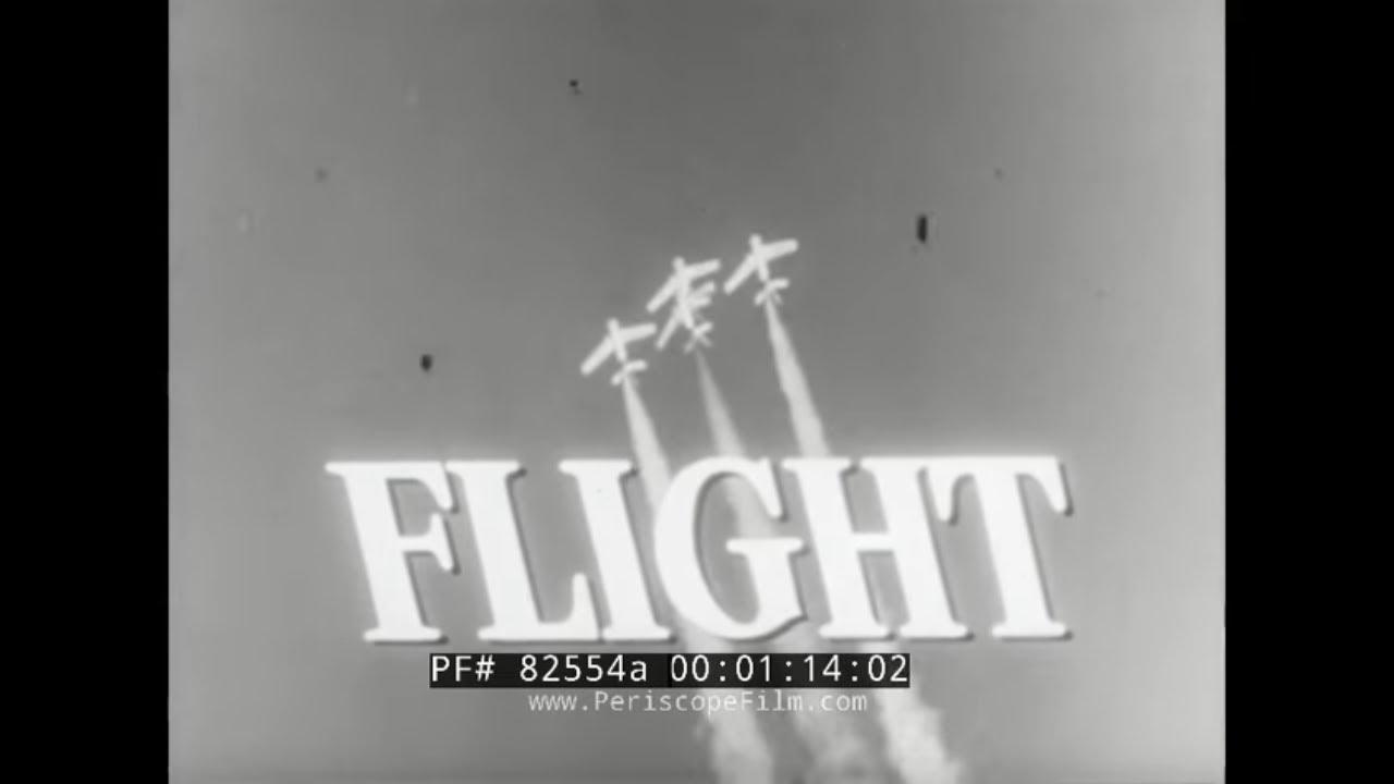 FLIGHT 1950s TV SHOW