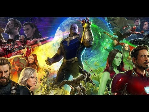 Avengers Infinity War// Imagine Dragons - The Megamix #2 (Mashup by InanimateMashups)