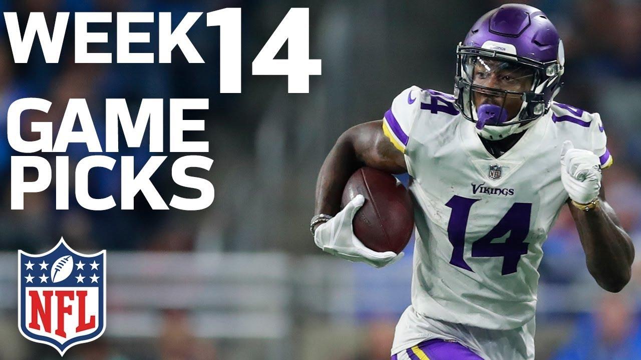 Week 14 Nfl Game Picks In Under 3 Minutes Nfl Highlights Youtube
