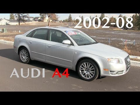 2006 Audi A4 | Read Owner and Expert Reviews, Prices, Specs