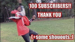 100 SUBSCRIBERS