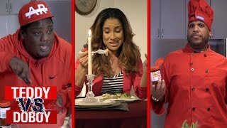 Iron Chef Challenge | Teddy vs. DoBoy