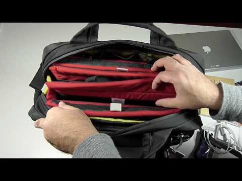 Carrying Two Laptops in the Tom Bihn Empire Builder Briefcase