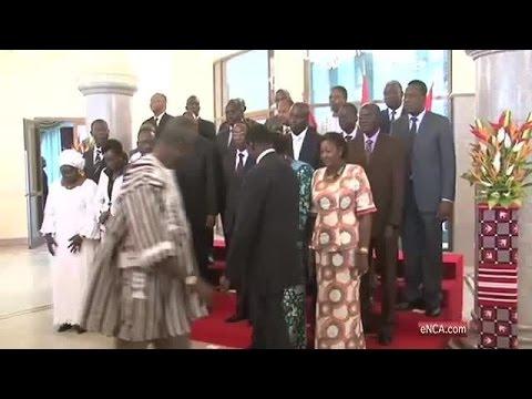 Burkina Faso's interim government not seeking 'perfection'