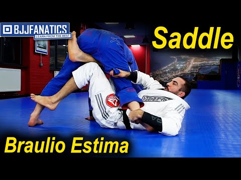 Saddle by Braulio Estima
