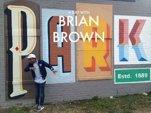 A Day With Brian Brown (World of Brown)