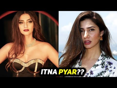 Pakistan India Love EXPOSED at Cannes Film Festival as Mahira Khan & Sonam Kapoor Share BFF Moment