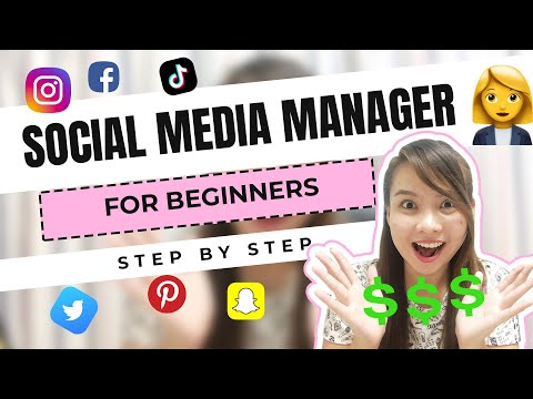 How To Become A Social Media Manager In 2020 | Step-by-Step Guide For BEGINNERS | NO EXPERIENCE