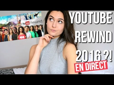 Youtube Rewind The Ultimate Challenge 2016 Ma Réaction