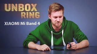 Kada? Kada? Kada? DABAR!!!   XIAOMI Mi Band 4   Unbox Ring apžvalga