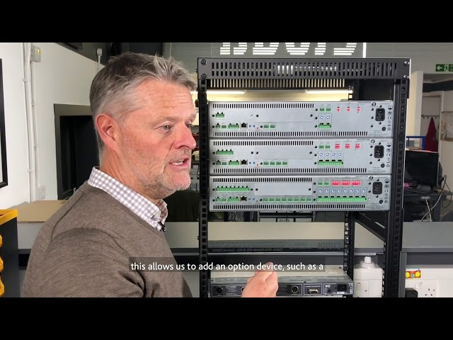 NEW - CV Series Amplifiers  - An Introduction by Simon Curtis