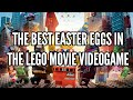 The Best Easter Eggs In The Lego Movie Videogame