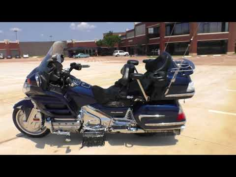 600953   2007 Honda Gold Wing   GL1800 Used motorcycles for sale