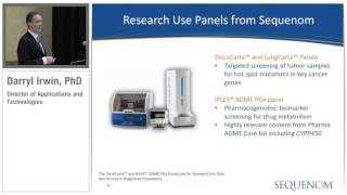 MassARRAY® System-- Proven Translational Research Tool for Biomarker Validation