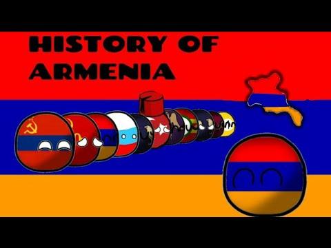 COUNTRYBALLS | ИСТОРИЯ АРМЕНИИ|HISTORY OF ARMENIA