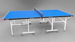 Butterfly Presents the Easifold Rollaway Table