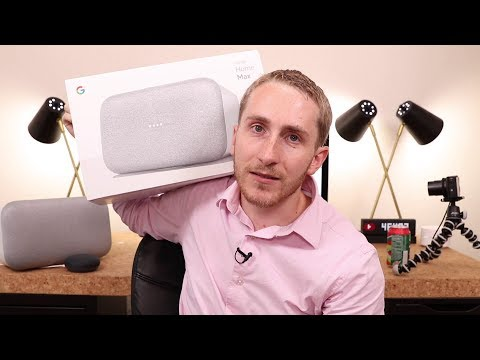 Is Google Home Max the BEST Smart Speaker ? | Is it worth it ?!