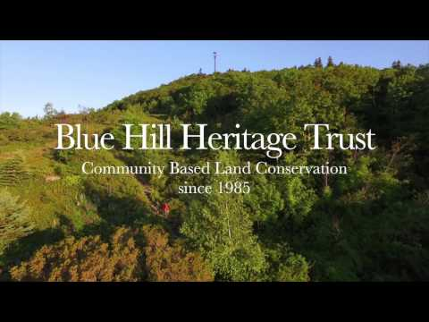 Blue Hill Heritage Trust Video